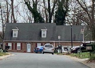 Pre Foreclosure in Charlotte 28205 COVINGTON OAKS DR - Property ID: 1674215772