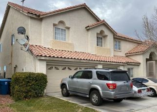 Pre Foreclosure in Las Vegas 89110 LIME POINT ST - Property ID: 1674340144