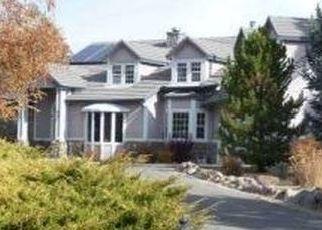 Pre Foreclosure in Verdi 89439 HUNKEN CIR - Property ID: 1674375629