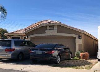 Pre Foreclosure in Gilbert 85234 N SWAN DR - Property ID: 1674478552