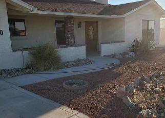 Pre Foreclosure in Lake Havasu City 86403 DIAMOND DR - Property ID: 1674492570