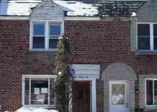 Pre Foreclosure in Darby 19023 S 4TH ST - Property ID: 1674855649