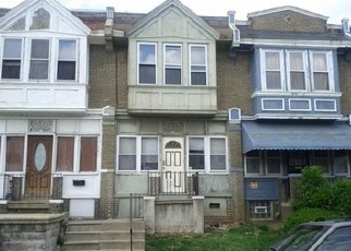 Pre Foreclosure in Philadelphia 19142 CHESTER AVE - Property ID: 1675519621