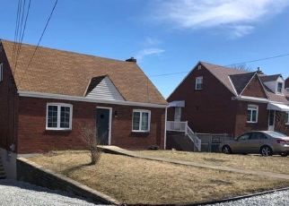 Pre Foreclosure in West Mifflin 15122 MELLON ST - Property ID: 1676073205