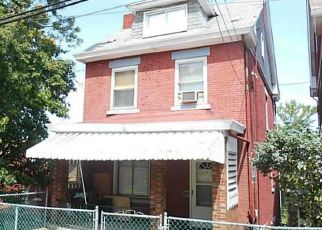 Pre Foreclosure in Pittsburgh 15210 MARLAND ST - Property ID: 1676084601