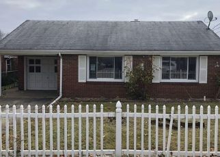 Pre Foreclosure in Mckeesport 15133 SOUTHERN AVE - Property ID: 1676172643
