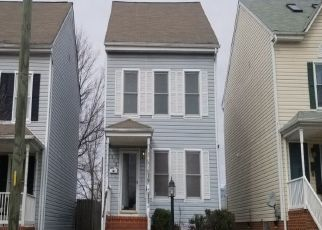 Pre Foreclosure in Richmond 23224 PORTER ST - Property ID: 1676593529