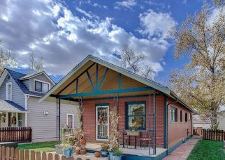 Pre Foreclosure in Denver 80211 NEWTON ST - Property ID: 1676683758