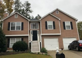 Pre Foreclosure in Acworth 30101 LAKE PARK CT - Property ID: 1676932972
