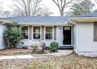 Pre Foreclosure in Decatur 30032 MISTY VALLEY RD - Property ID: 1677024944
