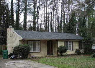 Pre Foreclosure in Stone Mountain 30088 MUIRFIELD DR - Property ID: 1677059530