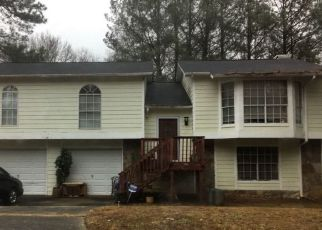 Pre Foreclosure in Stone Mountain 30088 BIFFLE LN - Property ID: 1677060407