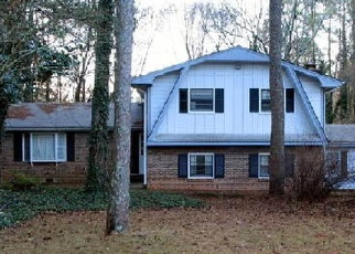 Pre Foreclosure in Stone Mountain 30088 PINE SHADOWS DR - Property ID: 1677095445