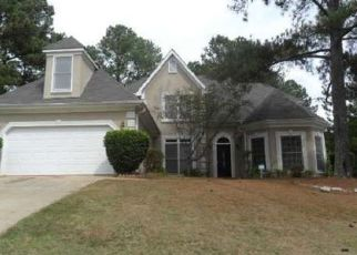 Pre Foreclosure in Snellville 30039 TALMADGE TRCE - Property ID: 1677195752