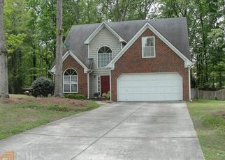 Pre Foreclosure in Lawrenceville 30046 BRAND SOUTH TRL - Property ID: 1677226847