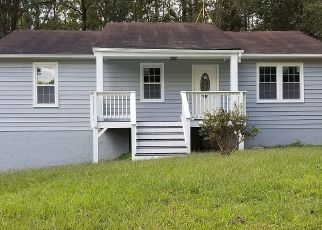 Pre Foreclosure in Lawrenceville 30043 FAIRVIEW TRL - Property ID: 1677289471