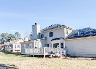 Pre Foreclosure in Lawrenceville 30043 OAK MOSS DR - Property ID: 1677300868