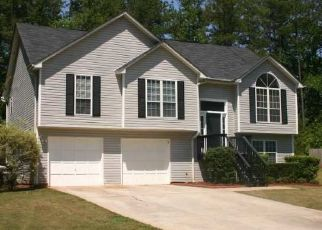 Pre Foreclosure in Mcdonough 30253 CHASE MARION WAY - Property ID: 1677357351