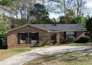 Pre Foreclosure in Hephzibah 30815 QUAIL HOLLOW DR - Property ID: 1677440121
