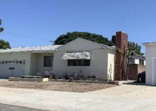 Pre Foreclosure in Lemon Grove 91945 DI FOSS ST - Property ID: 1677863658