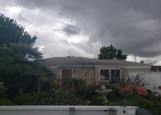 Pre Foreclosure in Lemon Grove 91945 ELDORA ST - Property ID: 1677884685