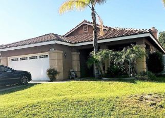 Pre Foreclosure in Corona 92883 FAIRFIELD DR - Property ID: 1678103664