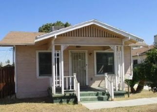 Pre Foreclosure in Bakersfield 93308 ARVIN ST - Property ID: 1678308187