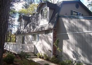 Pre Foreclosure in Grass Valley 95949 FRANCIS DR - Property ID: 1678385273