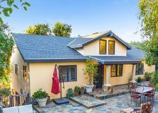 Pre Foreclosure in Los Angeles 90068 GRACIOSA DR - Property ID: 1678626156