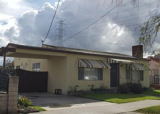Pre Foreclosure in Huntington Park 90255 FLOWER ST - Property ID: 1678695815