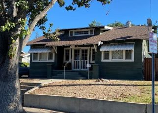 Pre Foreclosure in Whittier 90601 CITRUS AVE - Property ID: 1678774195