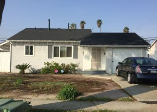 Pre Foreclosure in Whittier 90606 APPLEDALE AVE - Property ID: 1678782522