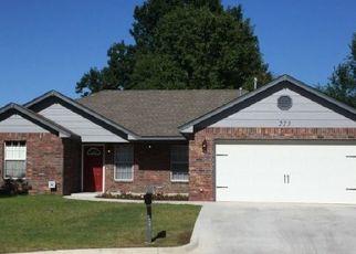 Pre Foreclosure in Catoosa 74015 N JEFFERY - Property ID: 1678927944