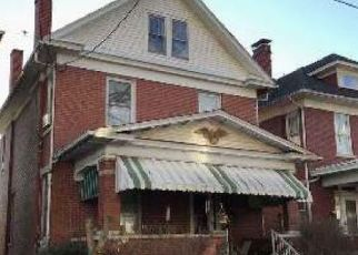 Pre Foreclosure in Parkersburg 26101 AVERY ST - Property ID: 1679173183