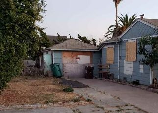 Pre Foreclosure in San Leandro 94578 162ND AVE - Property ID: 1679347961
