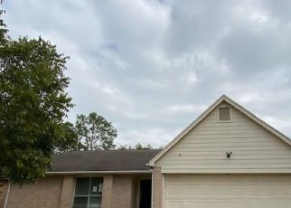 Pre Foreclosure in Missouri City 77489 FRESH MEADOW DR - Property ID: 1679640959