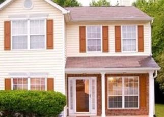 Pre Foreclosure in Marietta 30008 BLACKWATCH CIR SW - Property ID: 1681734917