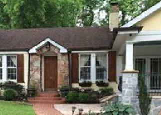 Pre Foreclosure in Atlanta 30318 WILSON RD NW - Property ID: 1681854917