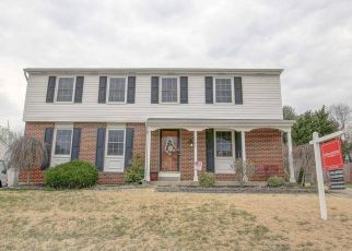 Pre Foreclosure in Hanover 21076 GESNA DR - Property ID: 1681921479