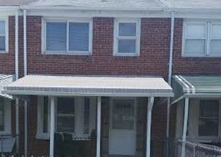 Pre Foreclosure in Dundalk 21222 EWALD AVE - Property ID: 1681980157
