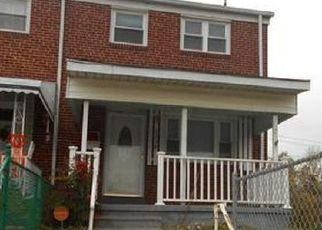 Pre Foreclosure in Dundalk 21222 KAVANAGH RD - Property ID: 1681985873