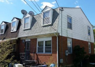 Pre Foreclosure in Halethorpe 21227 RYERSON CIR - Property ID: 1681998564
