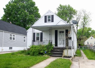 Pre Foreclosure in Parkville 21234 CANTERBURY RD - Property ID: 1682114634