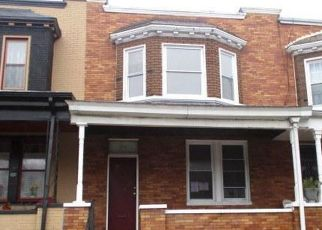 Pre Foreclosure in Baltimore 21213 N WOLFE ST - Property ID: 1682120764