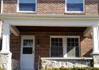 Pre Foreclosure in Baltimore 21229 N WOODINGTON RD - Property ID: 1682177255