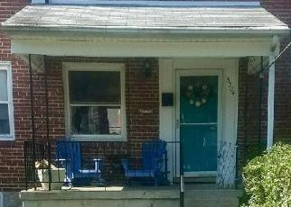 Pre Foreclosure in Baltimore 21229 SAINT BENEDICT ST - Property ID: 1682200472