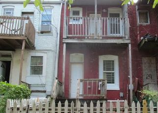 Pre Foreclosure in Baltimore 21223 WHEELER AVE - Property ID: 1682205283
