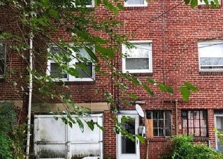 Pre Foreclosure in Baltimore 21215 ROYCE AVE - Property ID: 1682295961