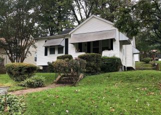 Pre Foreclosure in Baltimore 21215 PARKINGTON AVE - Property ID: 1682300321