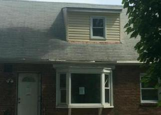 Pre Foreclosure in Baltimore 21215 WABASH AVE - Property ID: 1682322219